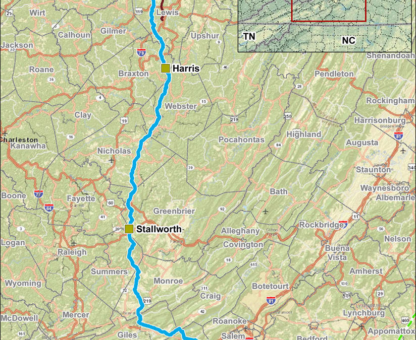Study: Mountain Valley Pipeline Will Cost Billions to Locals   WMRA