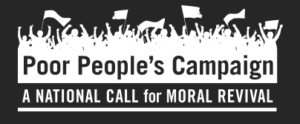 The Poor People's Campaign March on Washington on June 20, 2020