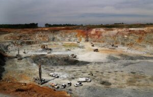 Gold Mining problems in brief & links to extensive resources