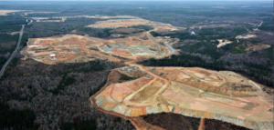 Mr Barlow goes to Kershaw, SC, home to the Haile open pit gold mine, to meet the neighbors