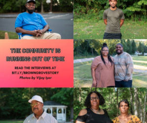 Brown Grove: An historic Virginia community is running out of time.