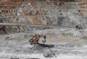 Haile Gold mine fined $100,000. Toxic air pollution found at big mine near tiny town