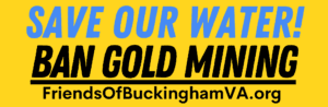 Updates on Gold Mining in Buckingham (and the rest of the Commonwealth)